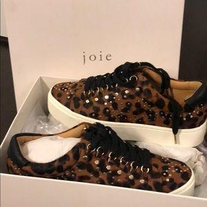 Joie Handan Stud Sneakers
